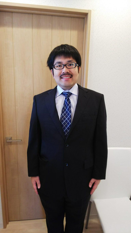 院長スーツ